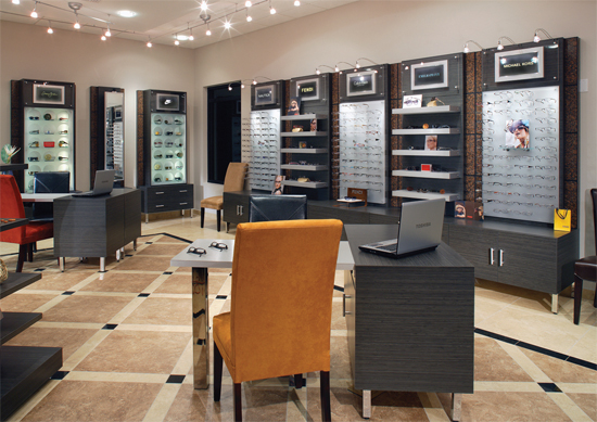 optometric management create the dispensary of the future today