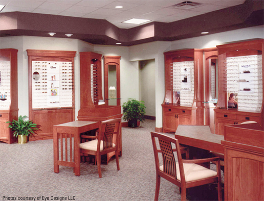 Eyeglass Frame Board Management : Set up a Dynamite Dispensary for Practice Success