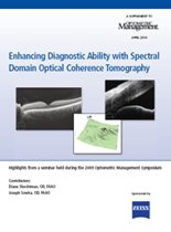 Enhancing Diagnostic Ability with Spectral Domain Optical Coherence Tomography