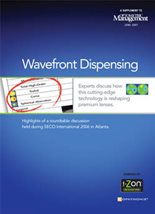 Wavefront Dispensing
