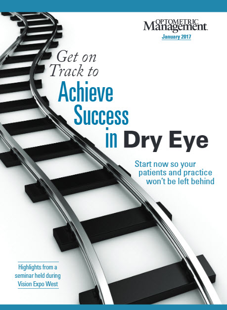 Get on Track to Achieve Success in Dry Eye