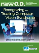 Recognizing and Treating Computer Vision Syndrome