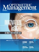 Innovation Insight<br>Optometric Management Special Edition 2015