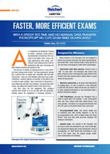 Faster, More Efficient Exams