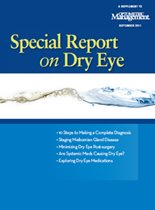 Special Report on Dry Eye