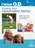 Finding Your Optometric Niche