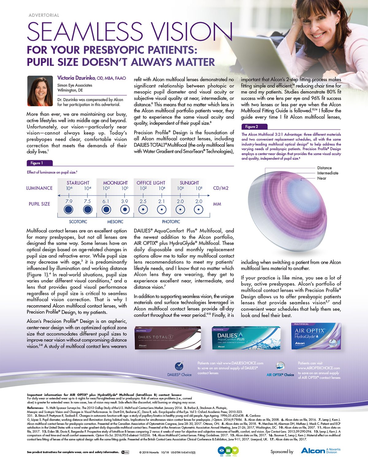 Alcon Advert November 2018