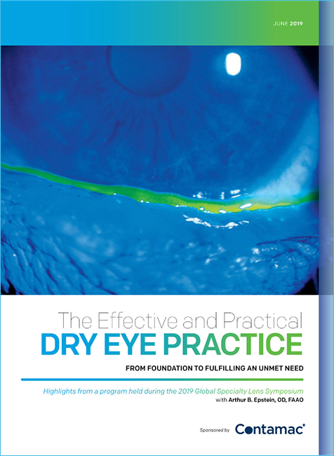 The Effective and Practical Dry Eye Practice
