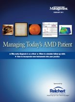 Managing Today's AMD Patient